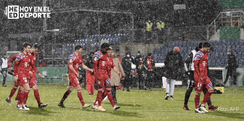 El Bayern se hunde en la Copa de Alemania ante el 'segunda' Kiel