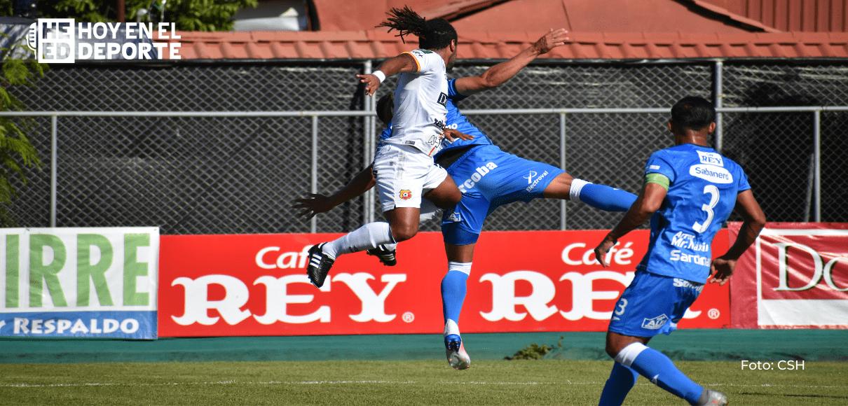 Jicaral amplía su racha y derrota a Herediano 2-0 para llegar al primer lugar