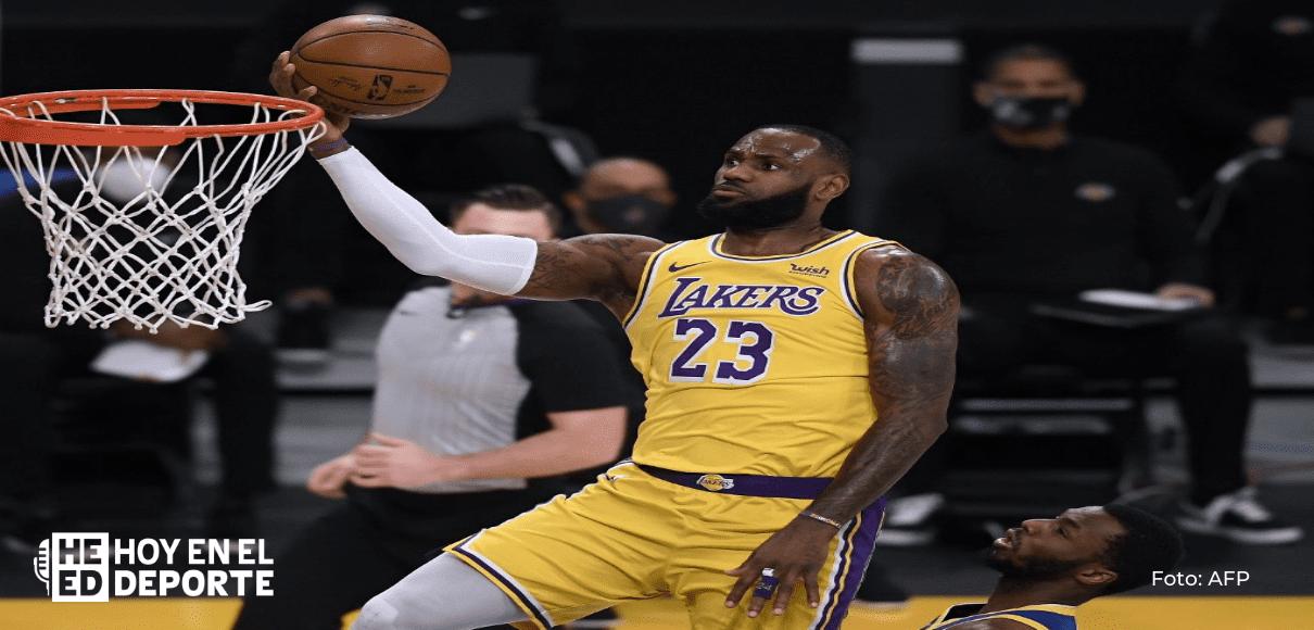 LeBron y Lillard dan recital el martes en la NBA, Miami sigue encendido