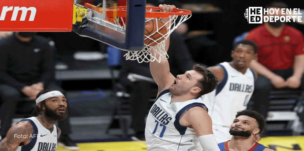 Doncic logra ´triple-doble´ en triunfo de Mavericks sobre los Magic en la NBA