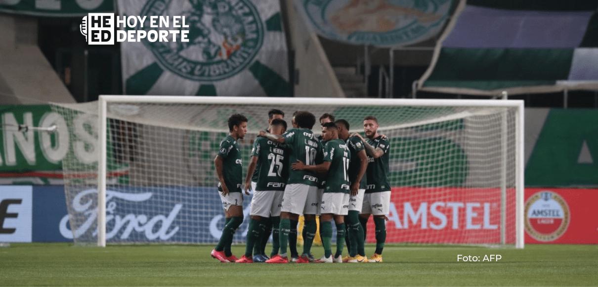 Palmeiras gana la Copa Brasil ante Gremio y cierra una gran temporada