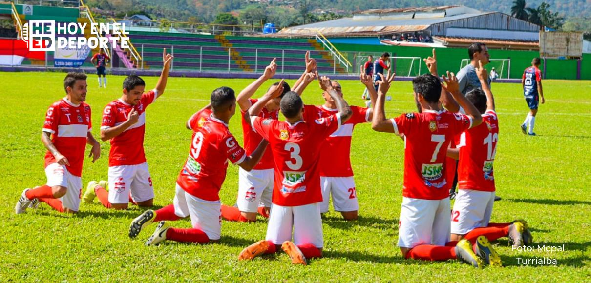 San Ramón consigue la victoria en casa y Barrio México ante Turrialba empataron 3-3