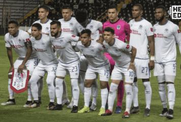 Olimpia ya está en Costa Rica para semifinal ante Alajuelense