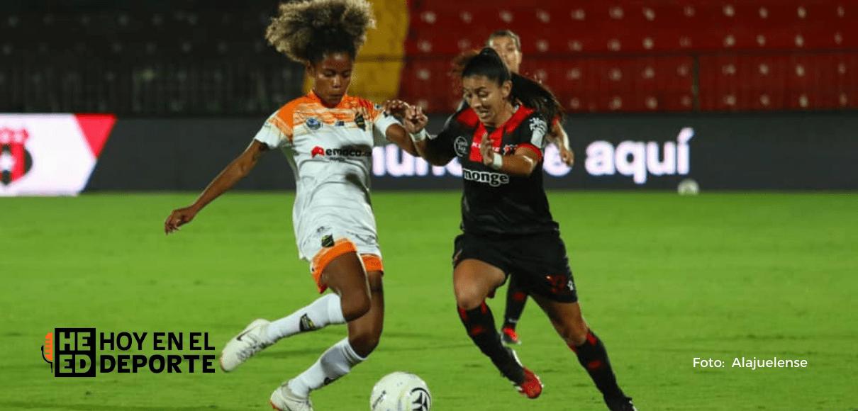 Alajuelense dejó ir la victoria ante Dimas