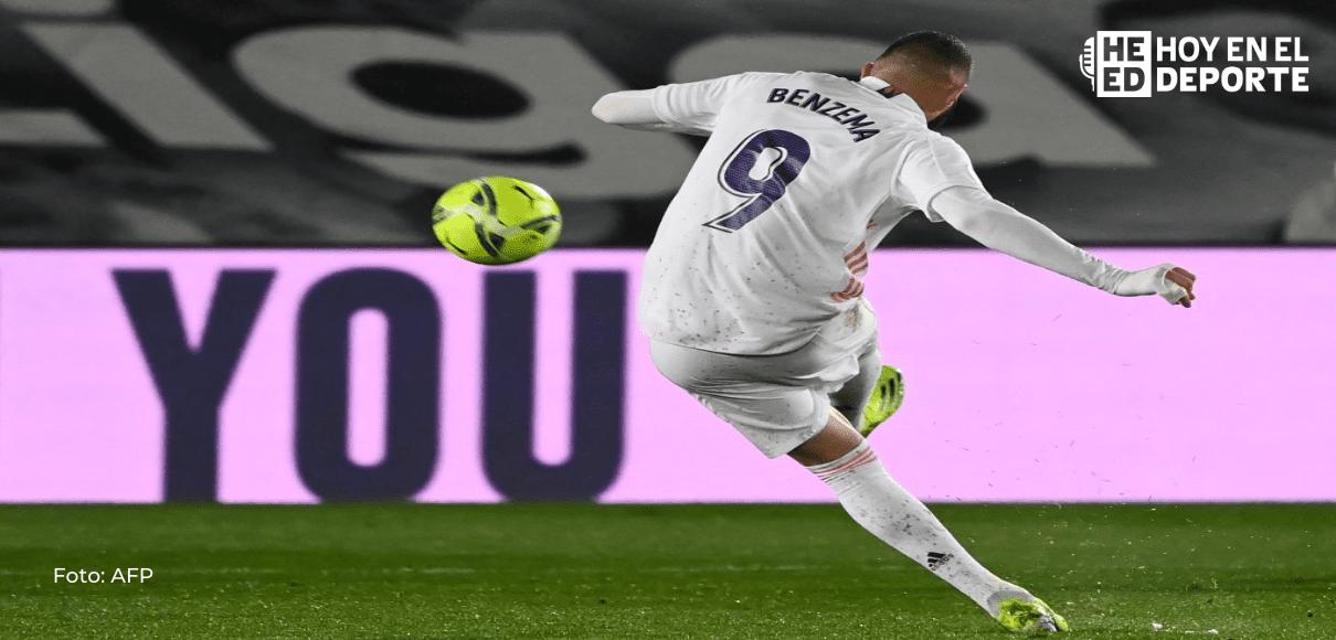 El Real Madrid gana 2-0 al Getafe y anima LaLiga