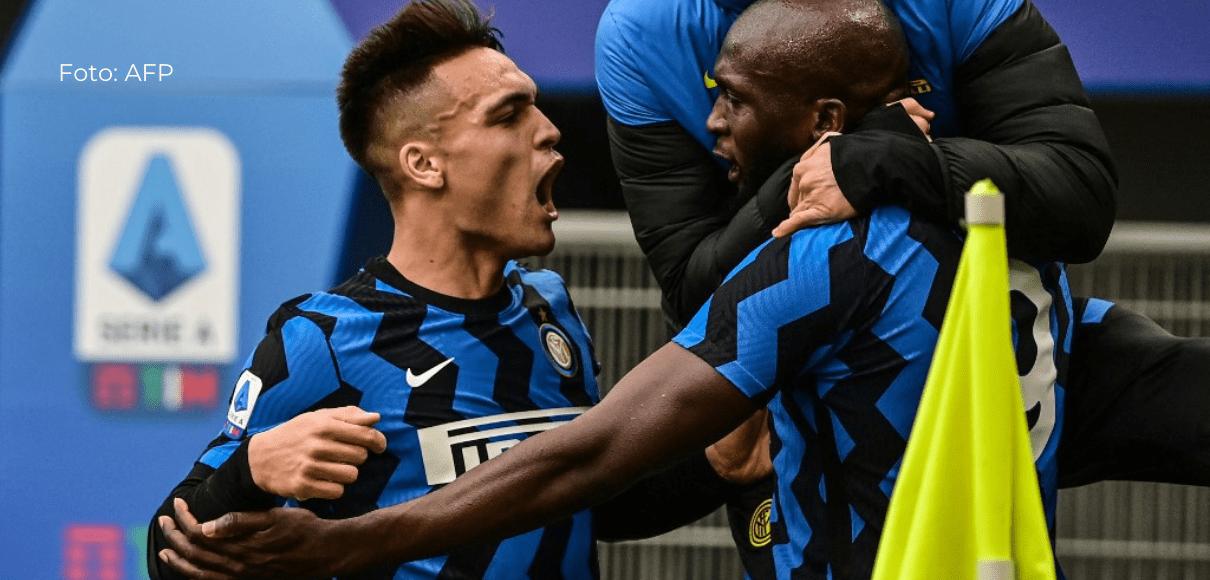 Inter se comió un jamoncito ante el Milan