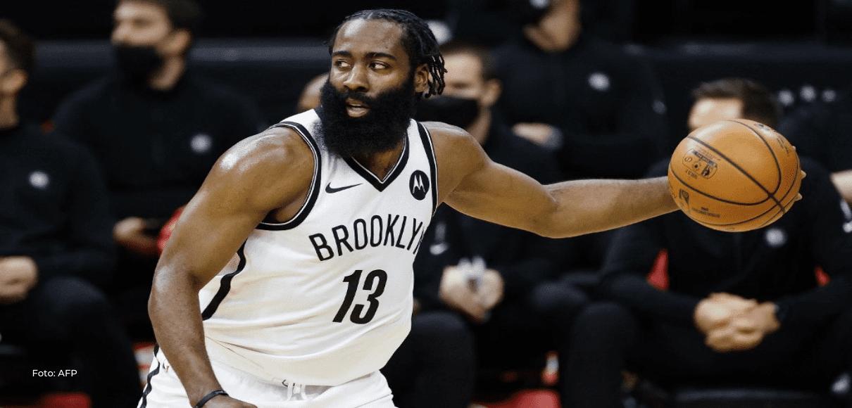 Harden y Giannis impulsan triunfos de Nets y Bucks; Knicks siguen en ascenso