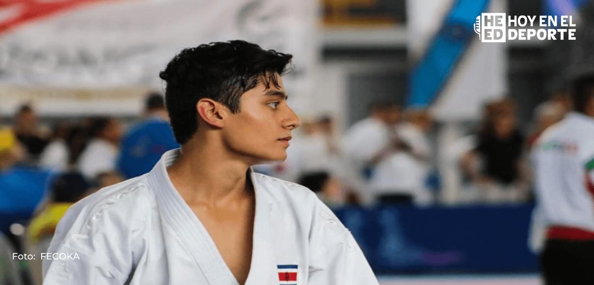 Costa Rica obtuvo oro y plata en torneo internacional de Kata