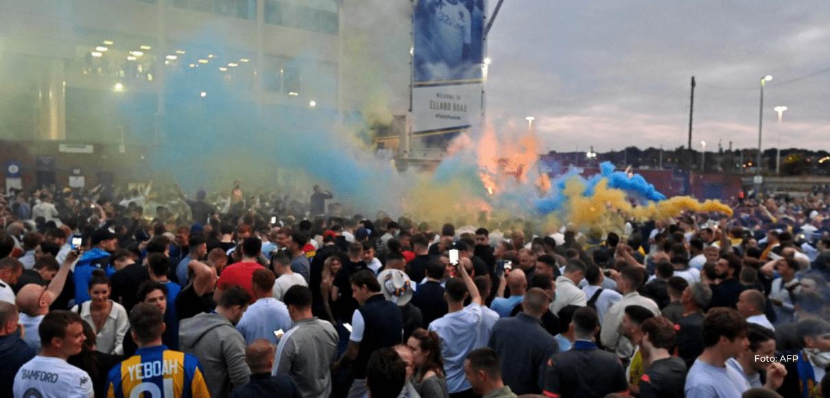 Regreso de aficionados a estadios ingleses, esperado a partir del 17 de mayo