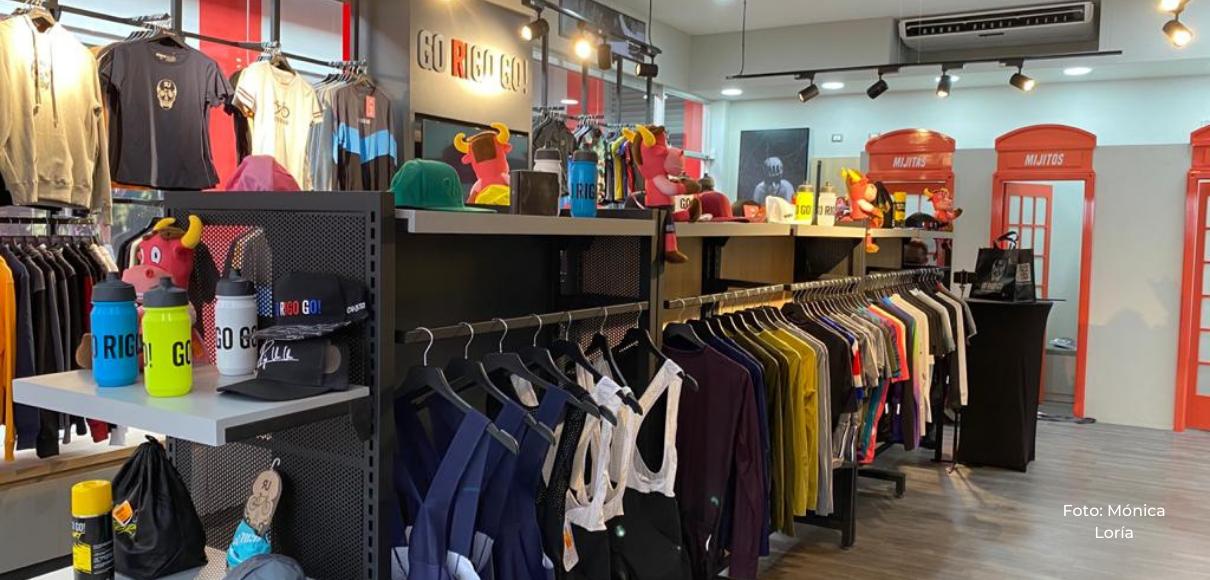 Rigoberto Urán eligió Costa Rica como primer punto para expandir sus tiendas concepto Go Rigo Go