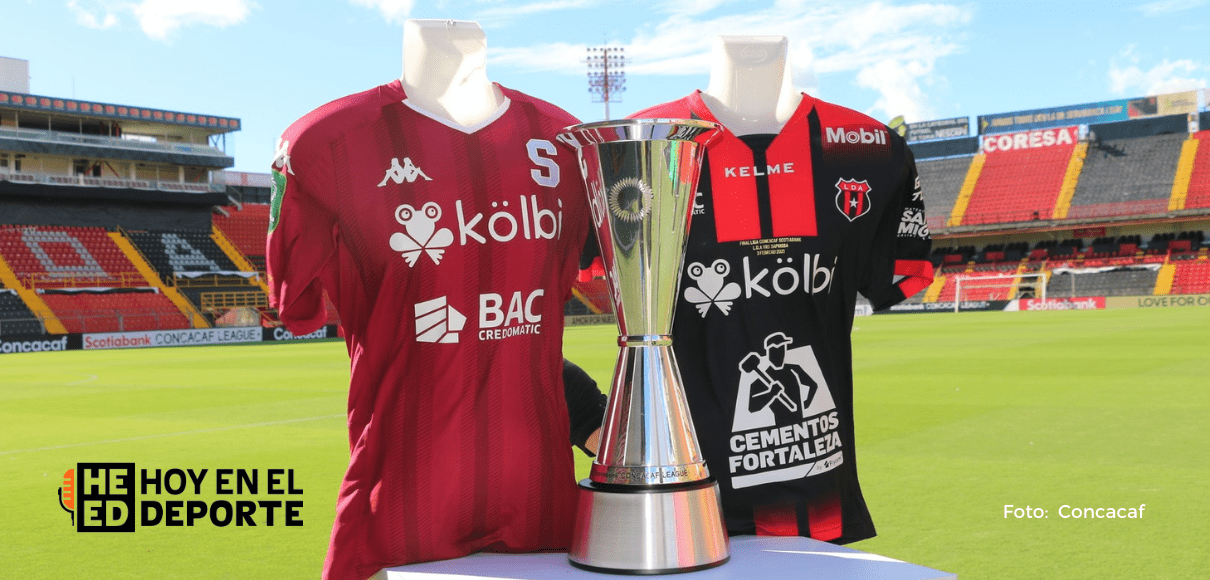 La Liga acapara todos los premios de la Concacaf