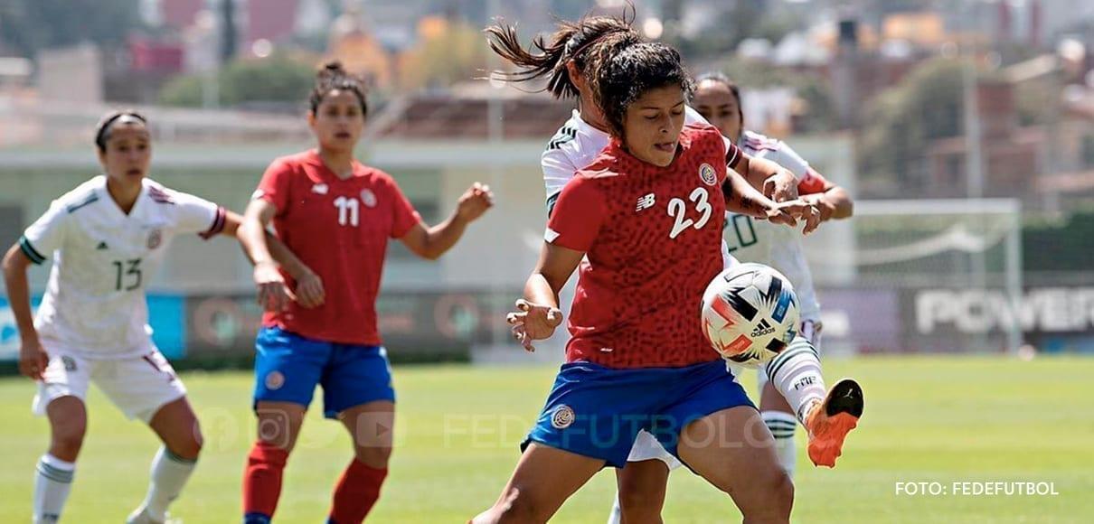 Sele Femenina sub-20 jugará este jueves y el domingo ante España en el Nacional