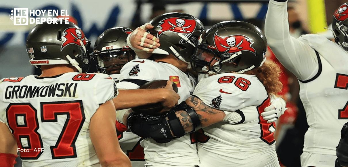 Tom Brady conquista su séptimo Super Bowl con triunfo de Tampa ante Chiefs