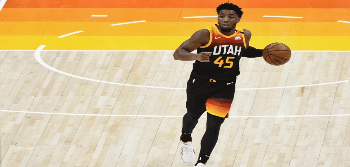 Los Jazz se adelantan 2-0 ante Clippers con Mitchell en estado de gracia