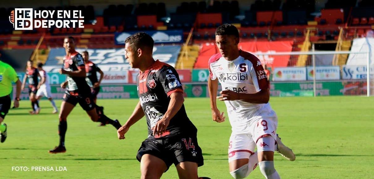 ¿Cuándo jugarán Saprissa y Alajuelense en Liga de Campeones?
