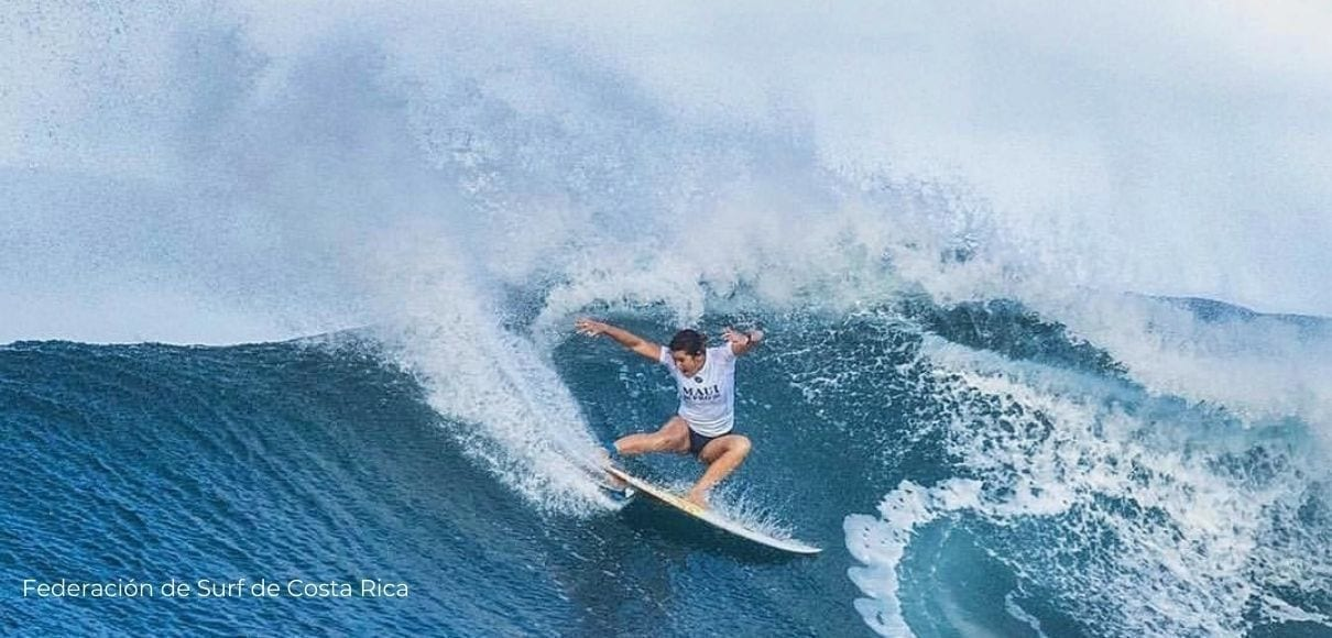 Un recorrido por el surf tico