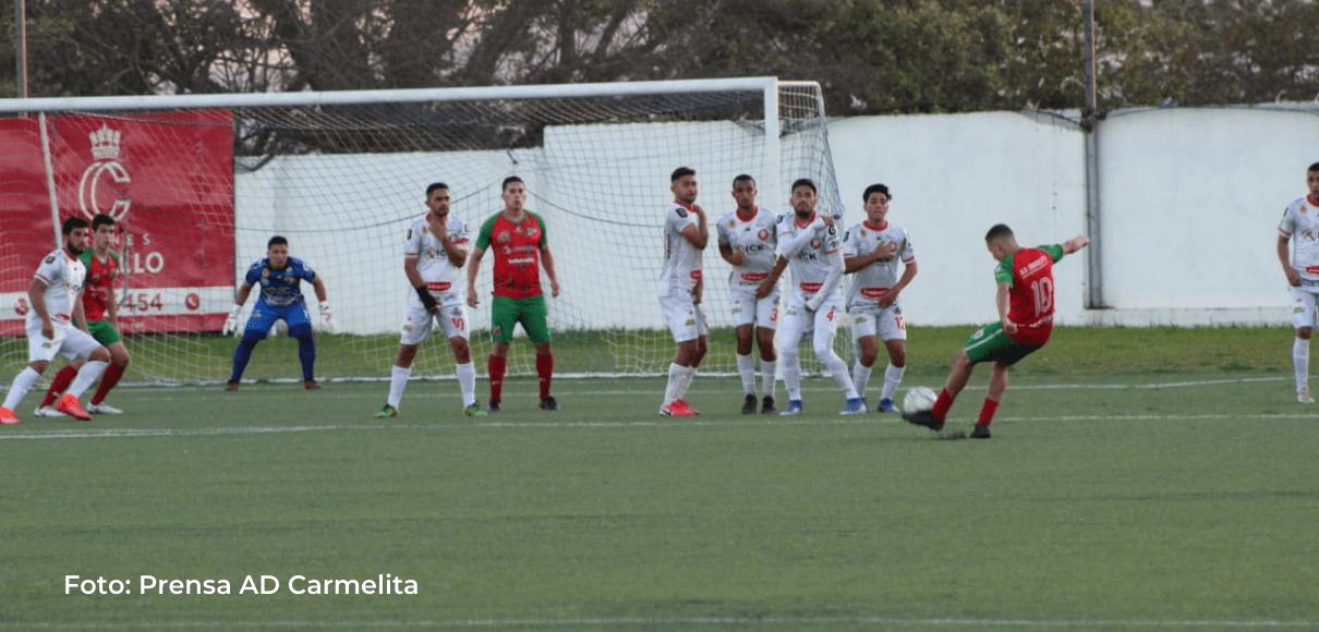 Carmelita y el PFC disputan primer boleto a la final de la Liga de Ascenso