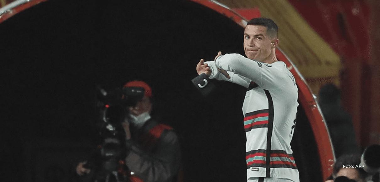 Árbitro confirma sus excusas por el gol no concedido a Cristiano Ronaldo