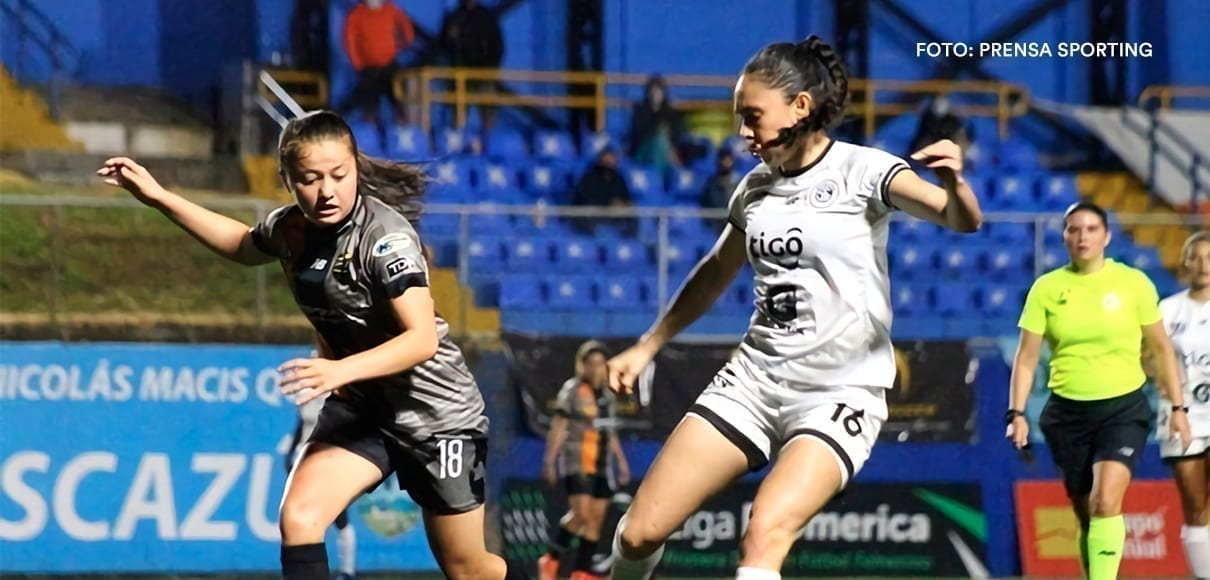 Dimas derrotó a Sporting con golazo de Cristel Sandí