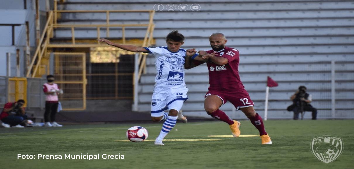 """Gilberto Martínez: """"no solo hay que jugar así contra Saprissa"""""""
