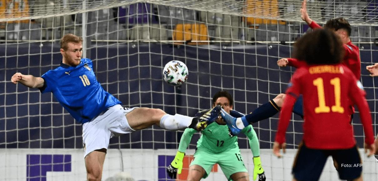 España no pasa del empate 0-0 ante Italia en el Europeo sub-21