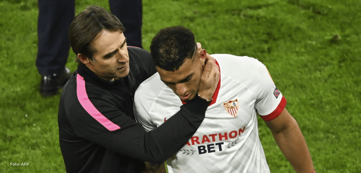 Sevilla pierde con el Athletic y se despide de LaLiga