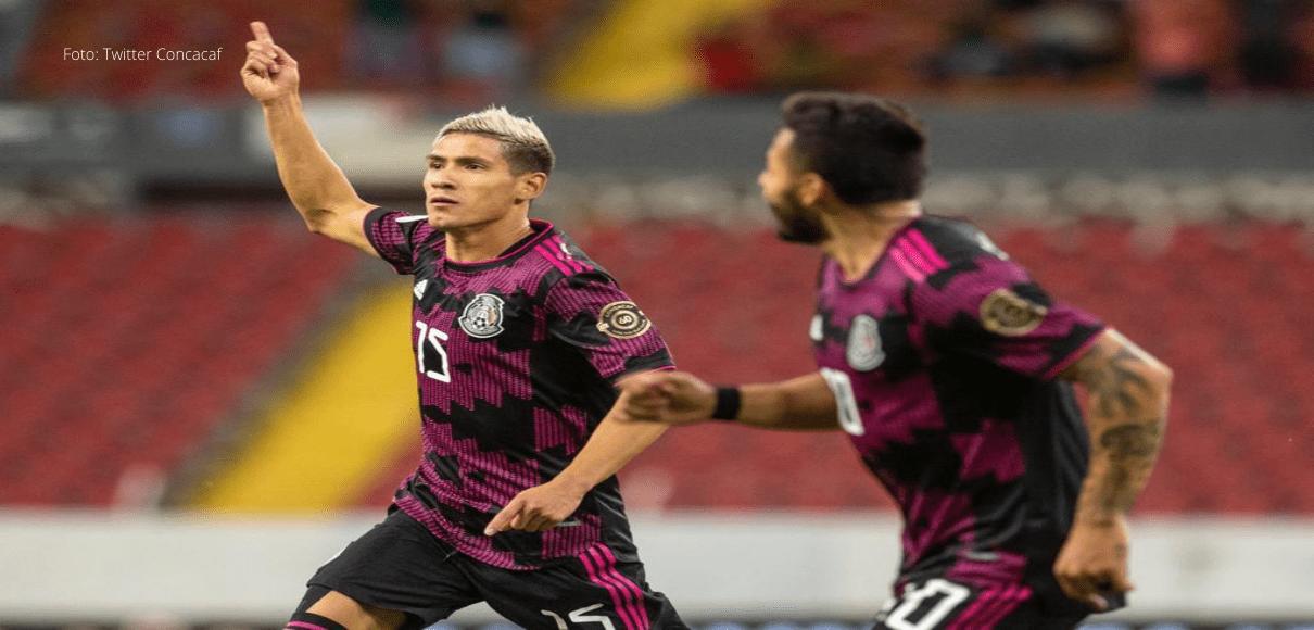 México cumple ante Canadá y se mete a los Olímpicos