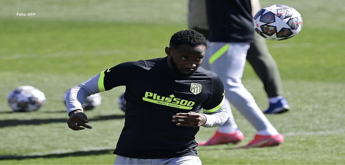 Jugador del Atlético se desmayó en entrenamiento