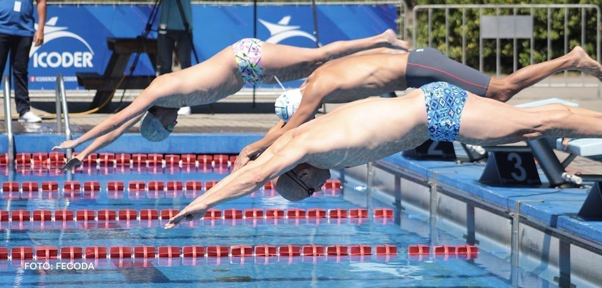 Nadadores Master regresaron al agua