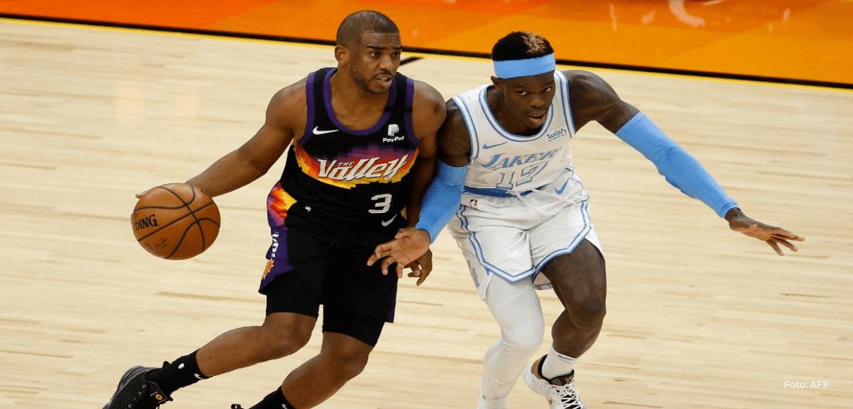 Los Lakers caen sin LeBron; Chris Paul supera las 10.000 asistencias