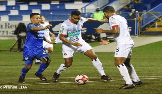 ¡Otra goleada Alajuelense! Ganaron 1-5 a Pérez Zeledón