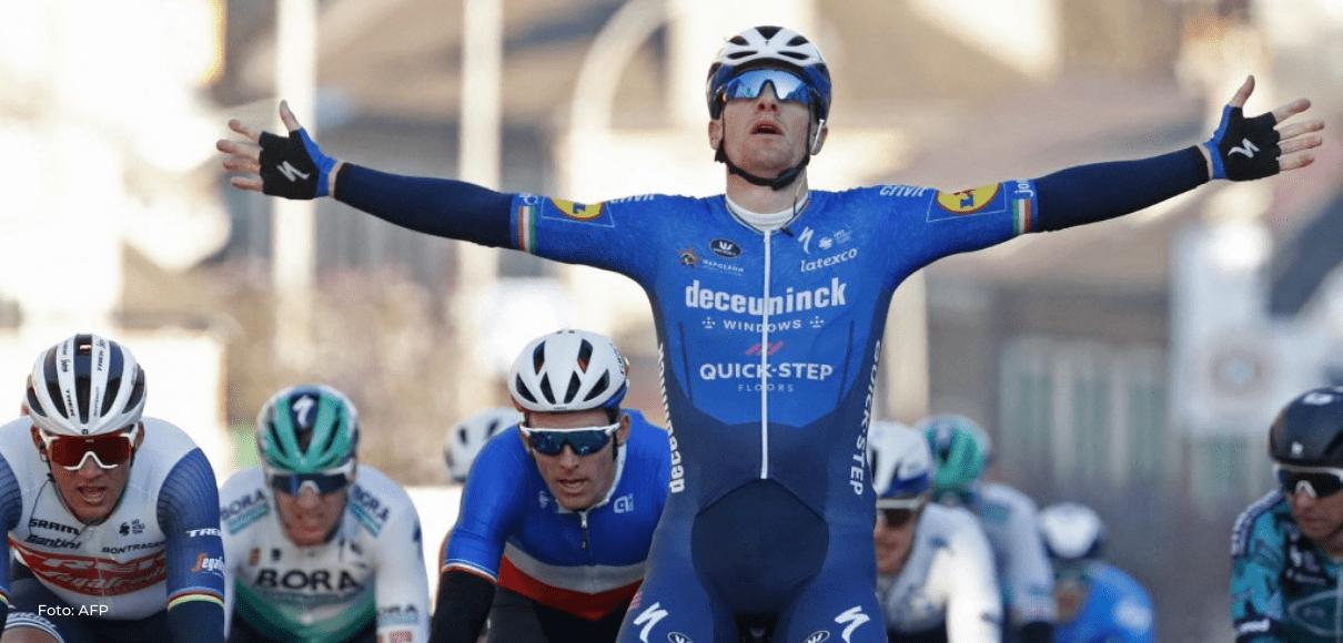 Sam Bennett gana la primera etapa de la París-Niza