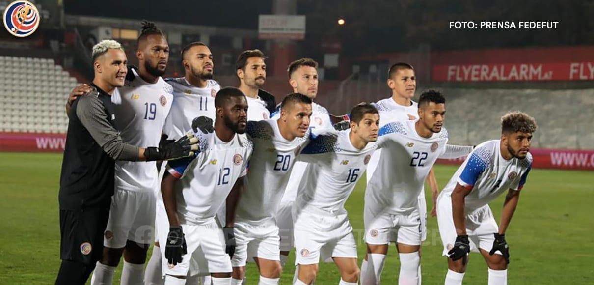 Costa Rica iniciará la eliminatoria visitando Panamá