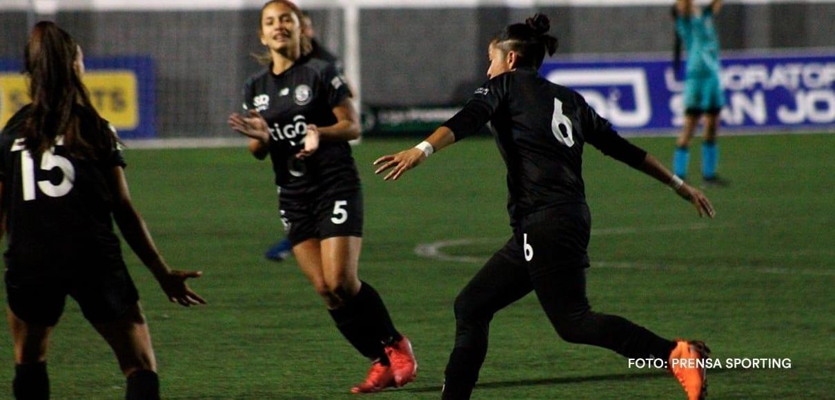 Sporting FC y Dimas Escazú ganaron en el inicio de la jornada 4