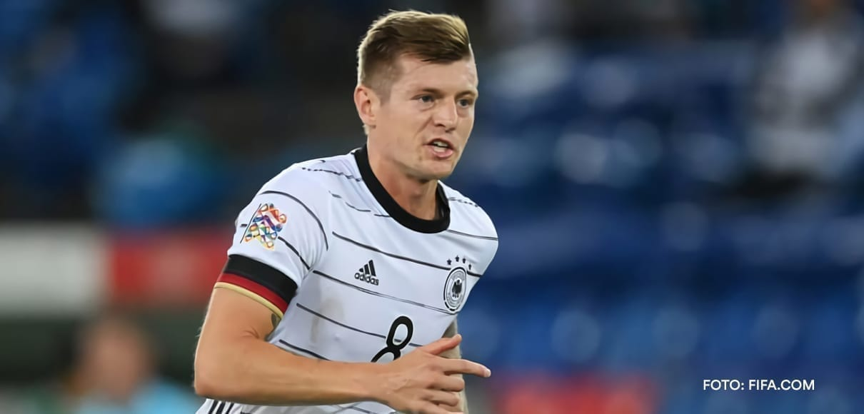Toni Kroos criticó fuertemente al Mundial de Catar