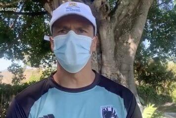 """Gilberto Martínez: """"Uno no tiene que ir a encerrarse"""""""