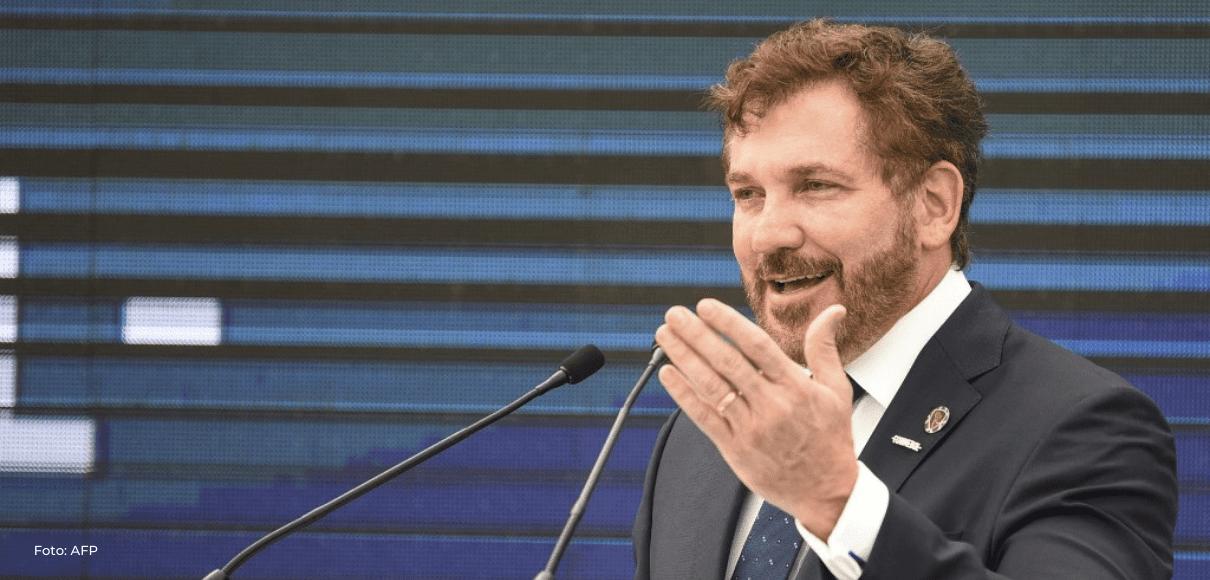 Conmebol suspende doble fecha de clasificatoria sudamericana a Catar-2022