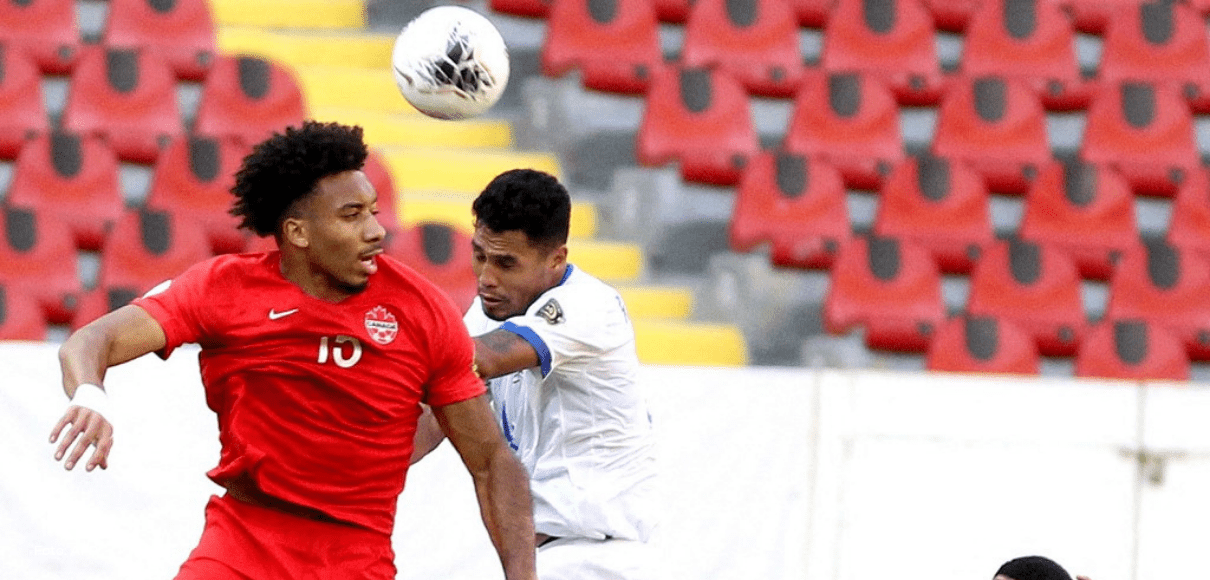 Canadá se impone 2-0 a El Salvador en preolímpico de Concacaf