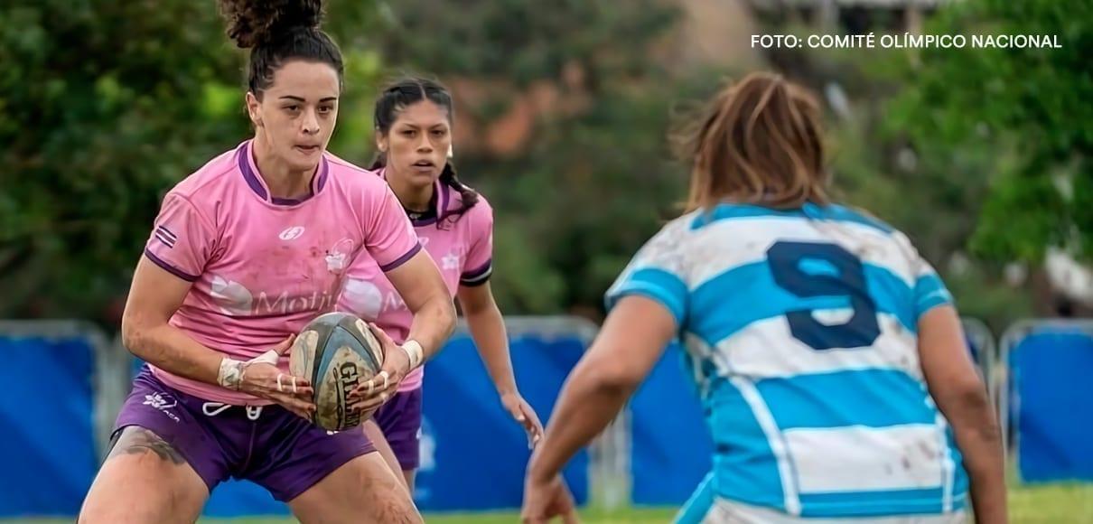 Tica obtiene beca para futuros líderes del rugby