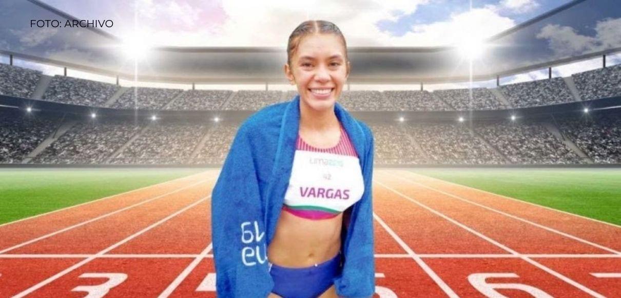 Noelia Vargas buscará la marca para clasificar a Tokio