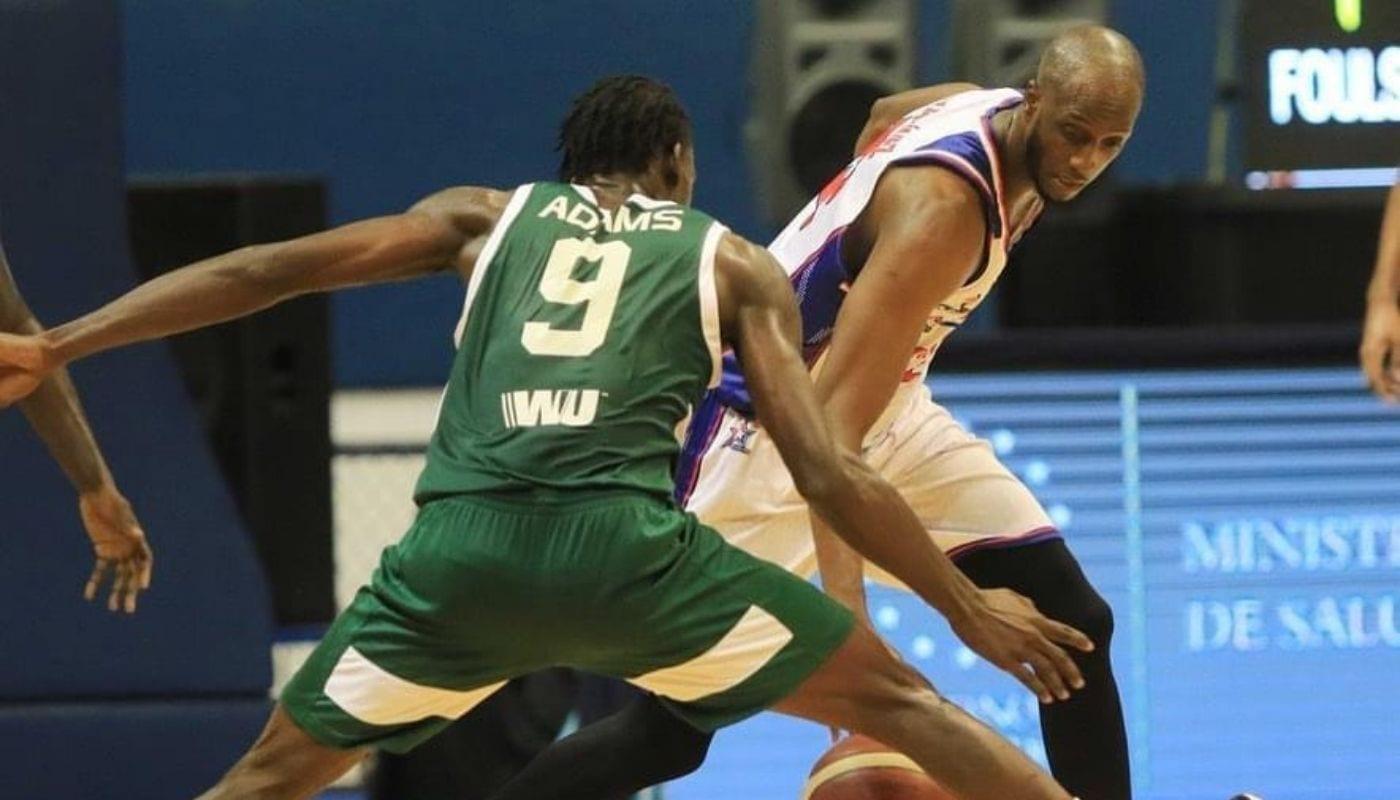 """La Sele"" de baloncesto gana ante Guyana"