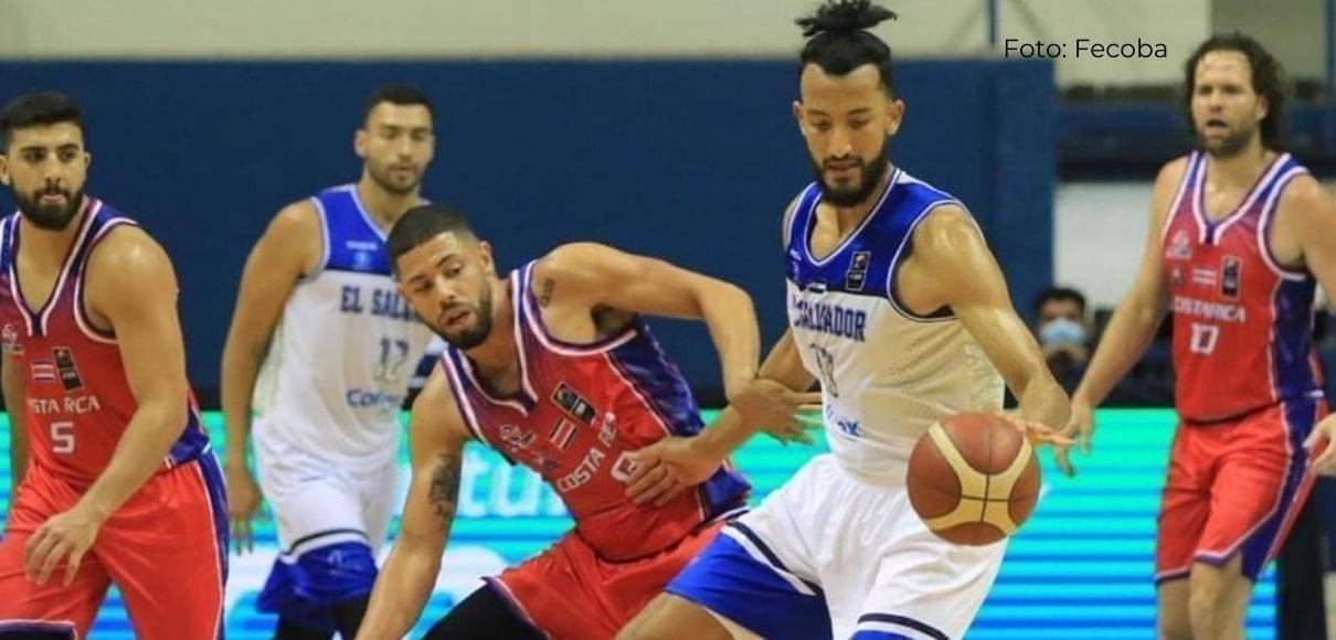 Sele de baloncesto masculina gana ante El Salvador