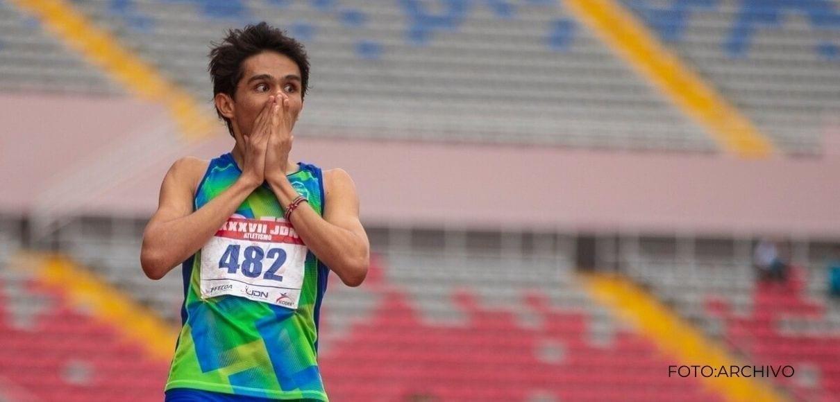 Juan Diego Castro rompe otro récord
