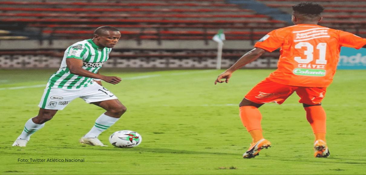 Atlético Nacional de Guima gana, gusta y golea
