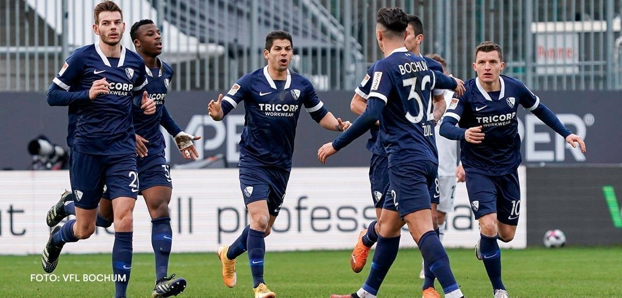 Bochum y Cristian Gamboa acarician el ascenso en Alemania