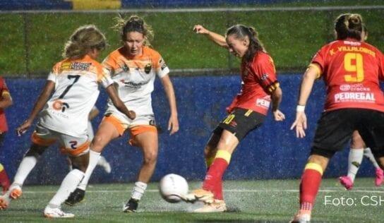 Futbol femenino regresa este martes