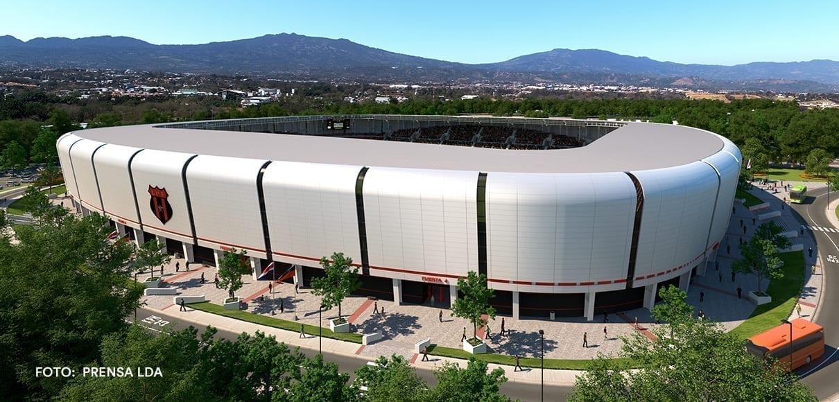 Conozca todos los detalles del nuevo estadio Alajuelense