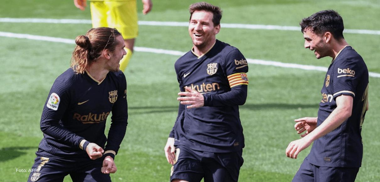 Barcelona-Atlético, un duelo por LaLiga
