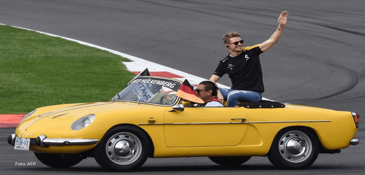 Nico Hülkenberg, nombrado piloto reserva de Aston Martin