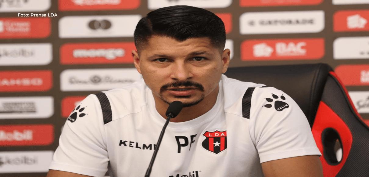 Alajuelense no deja de entrenar duro pese a los contagios en el club